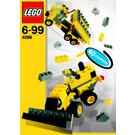 LEGO Micro Wheels Set 4096 Instructions