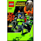 LEGO Mine Mech Set 8957 Instructions