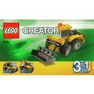 LEGO Mini Digger Set 5761 Instructions