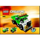 LEGO Mini Dumper Set 5865 Instructions