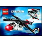 LEGO Mini Flyers Set 4918 Instructions