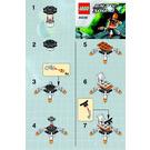 LEGO Mini Mech Set 30230 Instructions