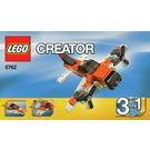 LEGO Mini Plane Set 5762 Instructions