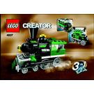 LEGO Mini Trains Set 4837 Instructions