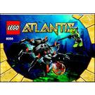 LEGO Monster Crab Clash Set 8056 Instructions