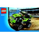 LEGO Monster truck Set 60055 Instructions