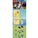 LEGO Moon Walker Set 6516 Instructions