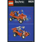 LEGO Mountain Rambler Set 8820