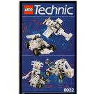 LEGO Multi Model Starter Set 8022 Instructions