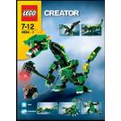 LEGO Mythical Creatures Set 4894 Instructions