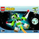 LEGO Niksput Set 41528 Instructions