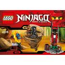 LEGO Ninja Training Outpost Set 2516 Instructions