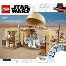 LEGO Obi-Wan's Hut Set 75270 Instructions