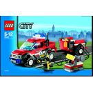 LEGO Off-Road Fire Rescue Set 7942 Instructions