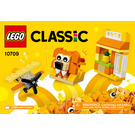 LEGO Orange Creative Box Set 10709 Instructions