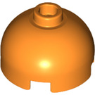 LEGO Round Brick 2 x 2 Dome Top (Safety Stud without Bottom Axle Holder) (30367)
