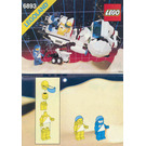 LEGO Orion II Hyperspace Set 6893 Instructions