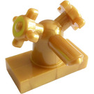 LEGO Tap 1 x 2 with Two Handles (Small Handles) (13770 / 28920)