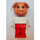 LEGO Peter Pig Fabuland Figure