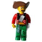 LEGO Pirate Harry Hardtack Minifigure