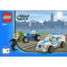 LEGO Police Chase Set 3648 Instructions