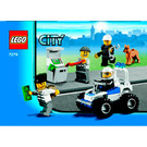 LEGO Police Minifigure Collection Set 7279 Instructions
