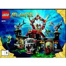 LEGO Portal of Atlantis Set 8078 Instructions