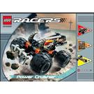 LEGO Power Crusher Set 8468 Instructions