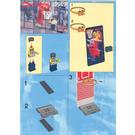 LEGO Practice Shooting Set 3549-1 Instructions