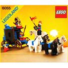 LEGO Prisoner Convoy Set 6055