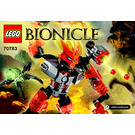 LEGO Protector of Fire Set 70783 Instructions