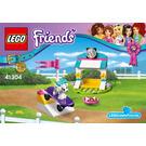 LEGO Puppy Treats & Tricks Set 41304 Instructions