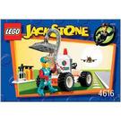 LEGO Rapid Response Tanker Set 4616 Instructions