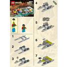 LEGO Rapid Rider Set 4920 Instructions