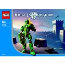 LEGO Rascus Set 8772 Instructions