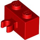 LEGO Brick 1 x 2 with Vertical Clip (Open 'O' clip) (30237 / 95820)
