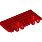 LEGO Hinge Train Gate 2 x 4 Locking Dual 2 Stubs without Rear Reinforcements (92092)
