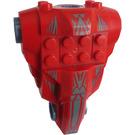 LEGO Large Figure Torso - Santis Pattern
