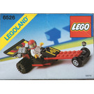 LEGO Red Line Racer Set 6526 Instructions