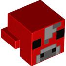 LEGO Minecraft Mooshroom Head (20059 / 28288)