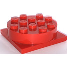 LEGO Turntable 4 x 4 Base with Same Color Top (3403 / 73603)