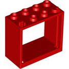 LEGO Window 2 x 4 x 3 with Square Holes (60598)