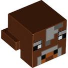 LEGO Minecraft Cow Head (20056 / 28286)