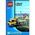 LEGO Repair Truck Set 3179 Instructions