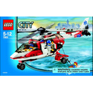 LEGO Rescue Helicopter Set 7903 Instructions