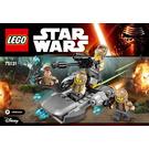 LEGO Resistance Trooper Battle Pack Set 75131 Instructions