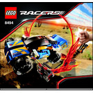 LEGO Ring of Fire Set 8494 Instructions