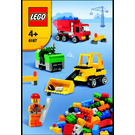 LEGO Road Construction Set 6187 Instructions