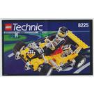 LEGO Road Rally V Set 8225 Instructions