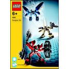 LEGO Robo Platoon Set 4881 Instructions
